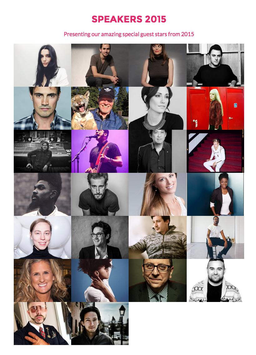 Artscape, 2015 (2/2)
