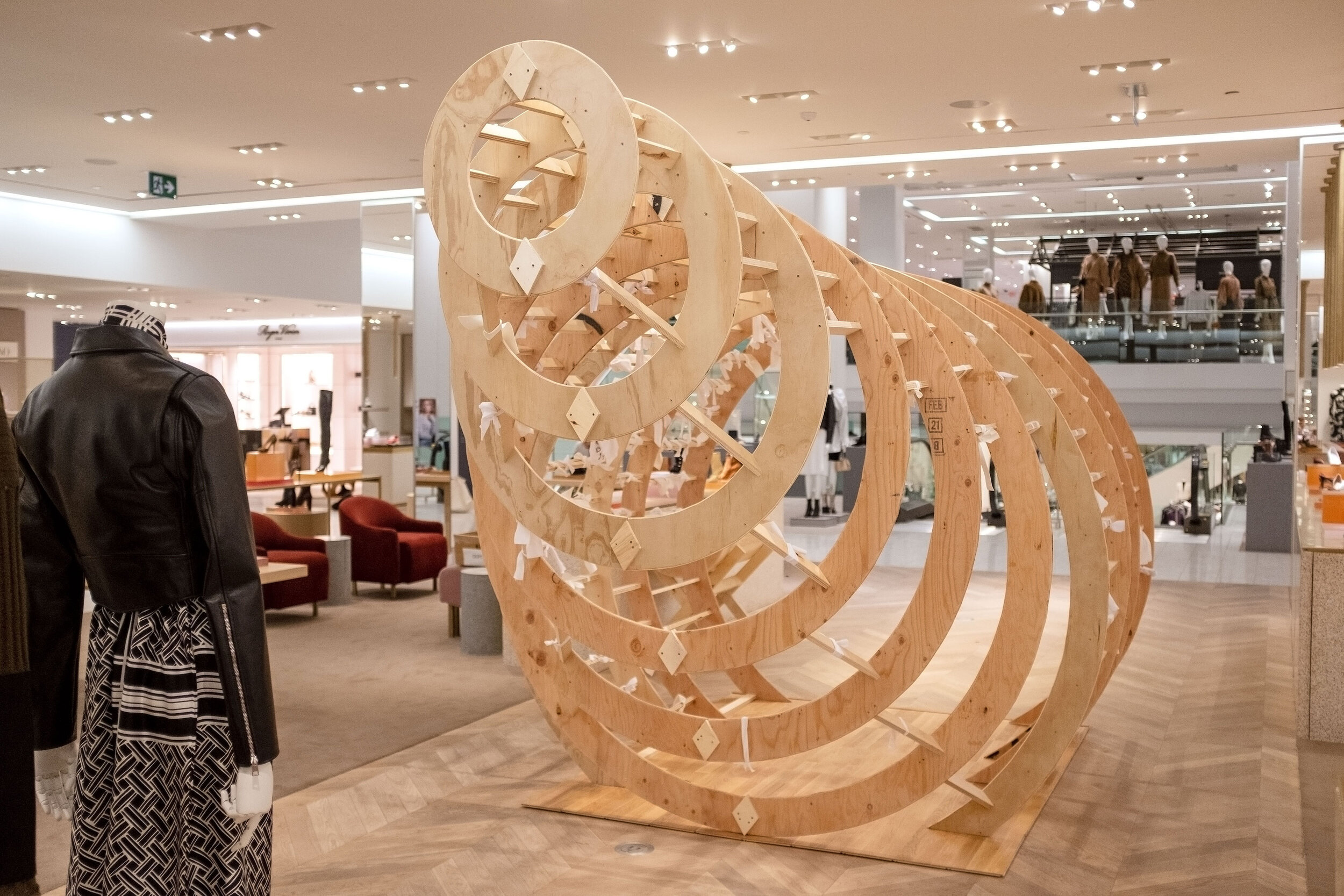 Another Life, Holt Renfrew x Knot On My Planet