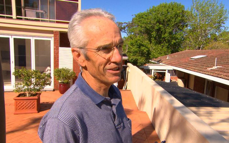 Hiding In The Roof Sydney Man Buys Home riddled with dangerous friable asbestos.