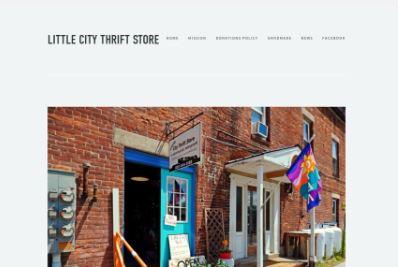 Little City Thrift Store
