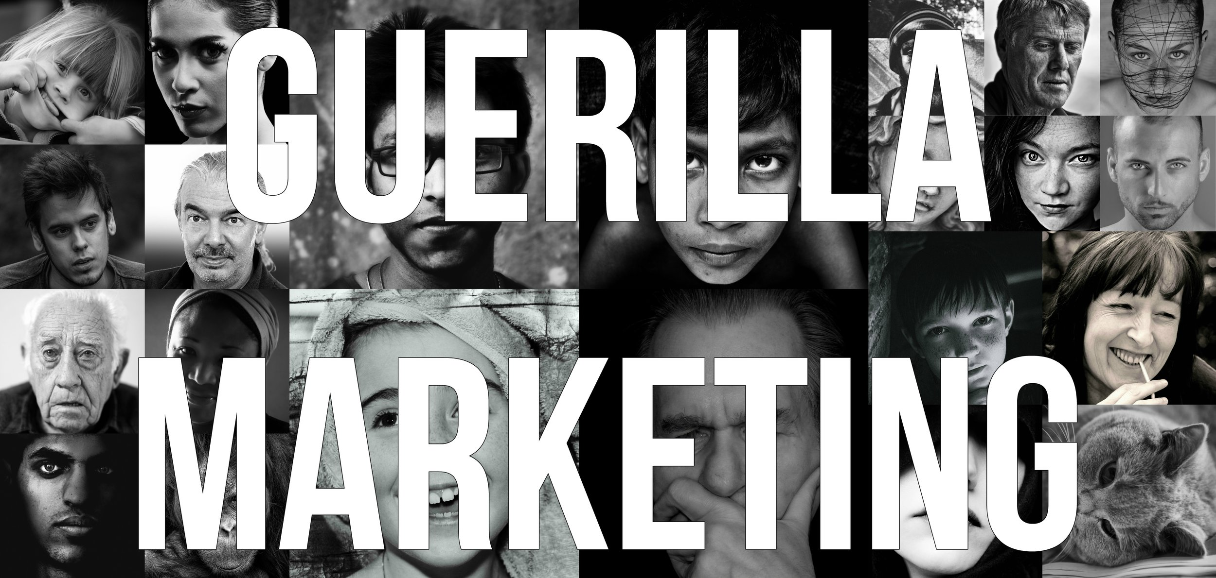 Face First Solutions - Guerilla Marketing