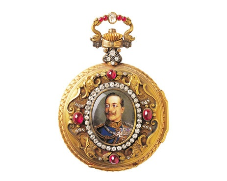 A Lange & Sohne Pocketwatch for kaiser-william-ii-