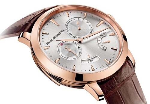 Girard Perregaux 1966 Minute Repeater Annual Calendar and Equation of Time