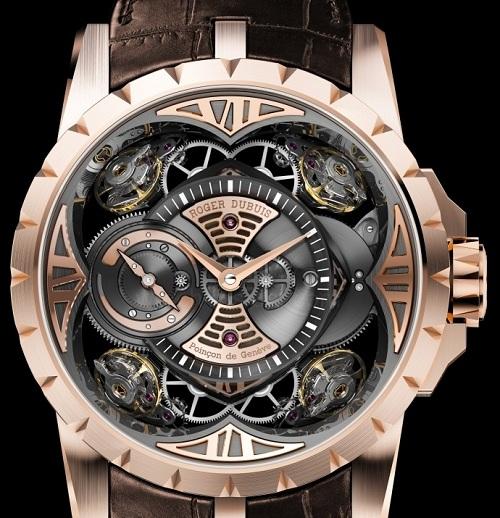 Roger Dubuis Quatuor Watch