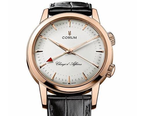 Corum Chargé d'Affaires Alarm watch