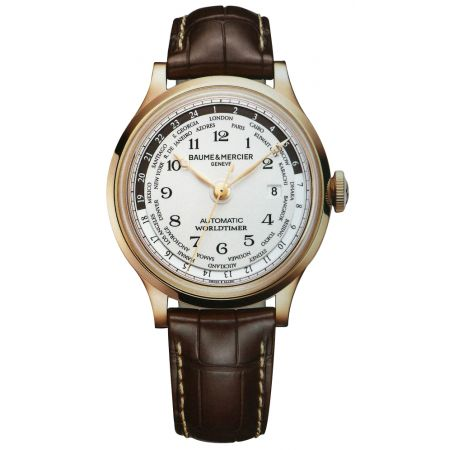 Baume and Mercier Capeland Worldtimer