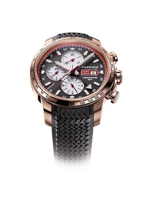 Chopard Mille Miglia Chronograph 2013 Rose Gold