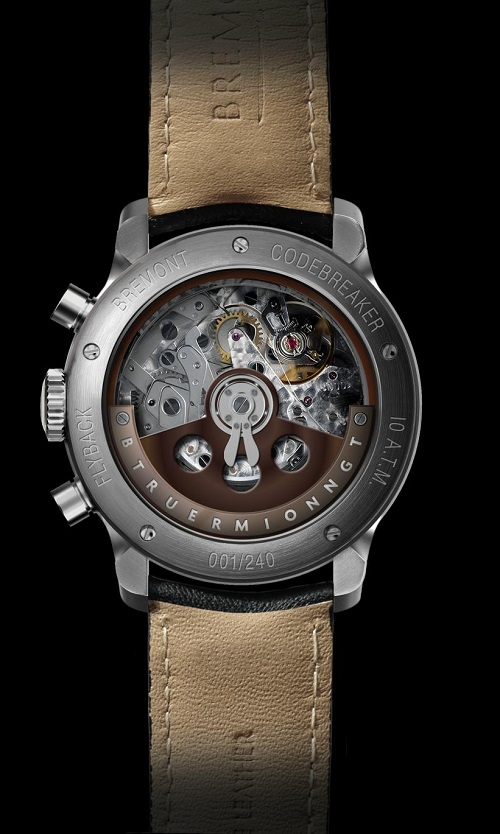 Bremont Codebreaker limited edition watch