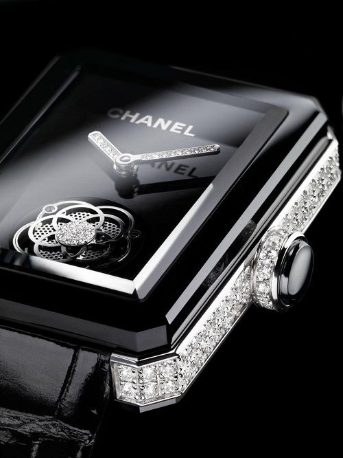 Chanel Premiere Flying Tourbillon Only Watch 2013