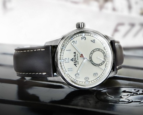 Alpina Alpiner Manufacture watch