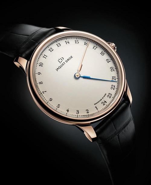 Jaquet Droz Grande Heure GMT