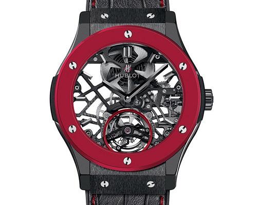 Hublot Red n Black Only Watch 2013