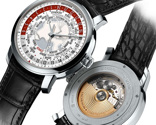 Patrimony Traditionnelle World Time  Only Watch