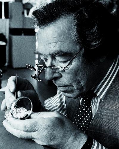 George Daniels Master Watchmaker
