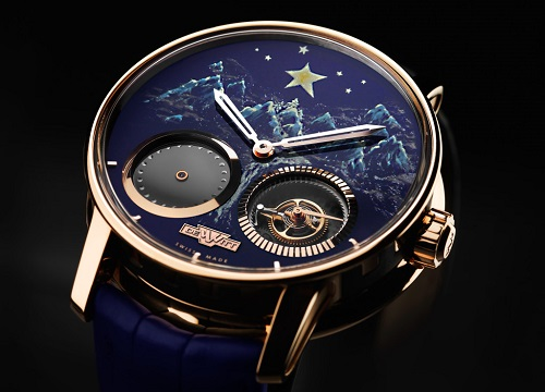 DeWitt Academia Out of Time for Only Watch 2015