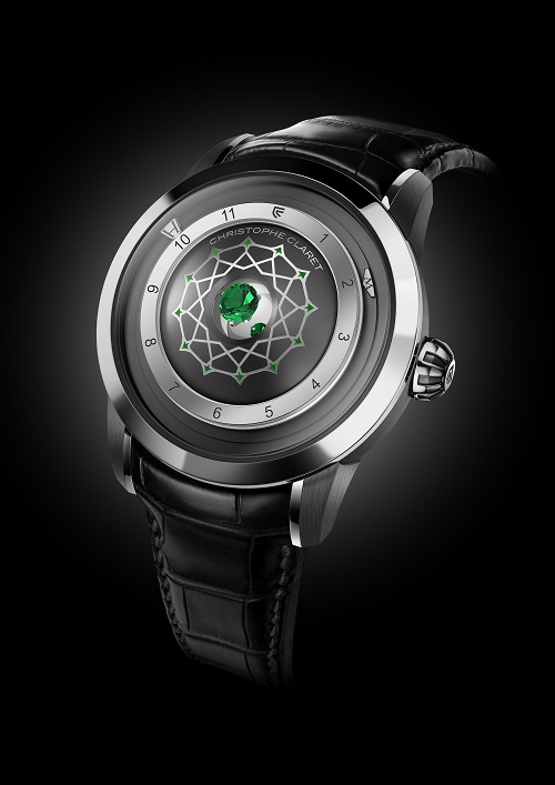 christophe claret hope and peace only watch 2015