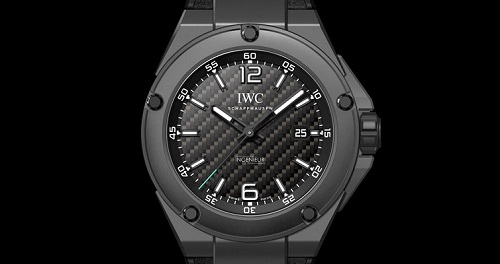 iwc only watch 2015 ingenieur tribute to nico rosberg