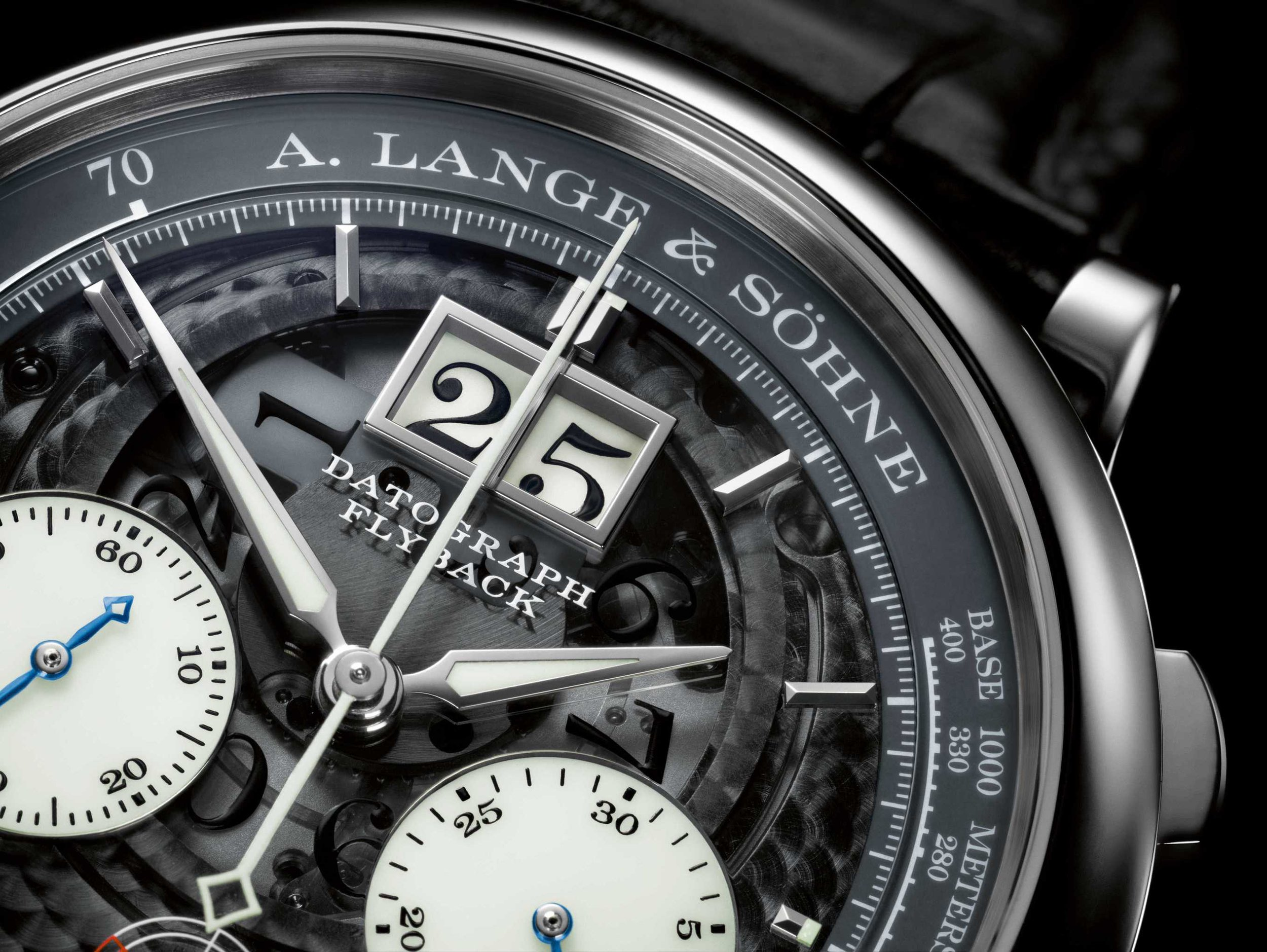 A. Lange Sohne Datograph Up/Down Lumen