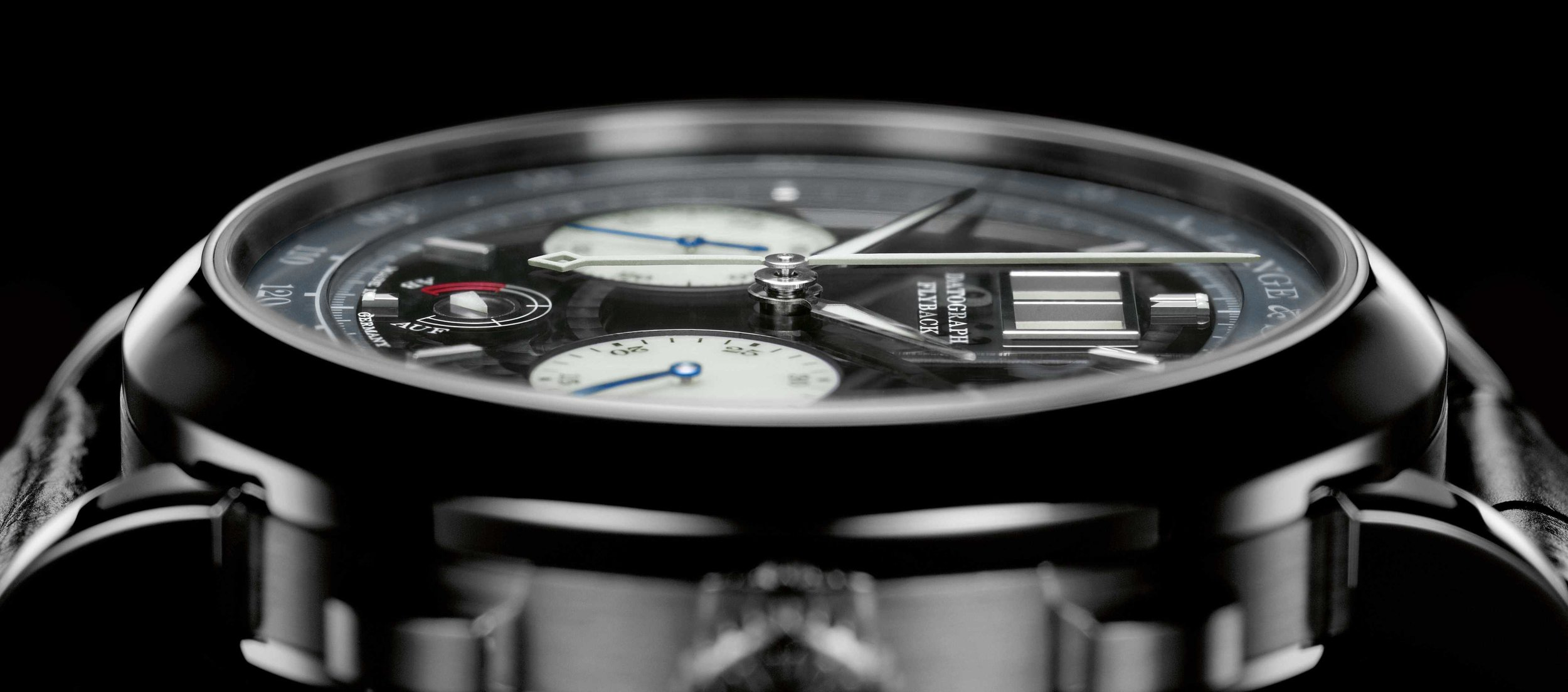 a. lange sohne datograph up down lumen