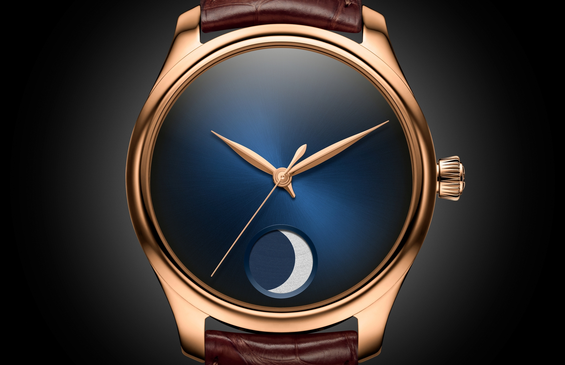 H Moser Cie Endeavour Perpetual Moon Concept 1801-0400