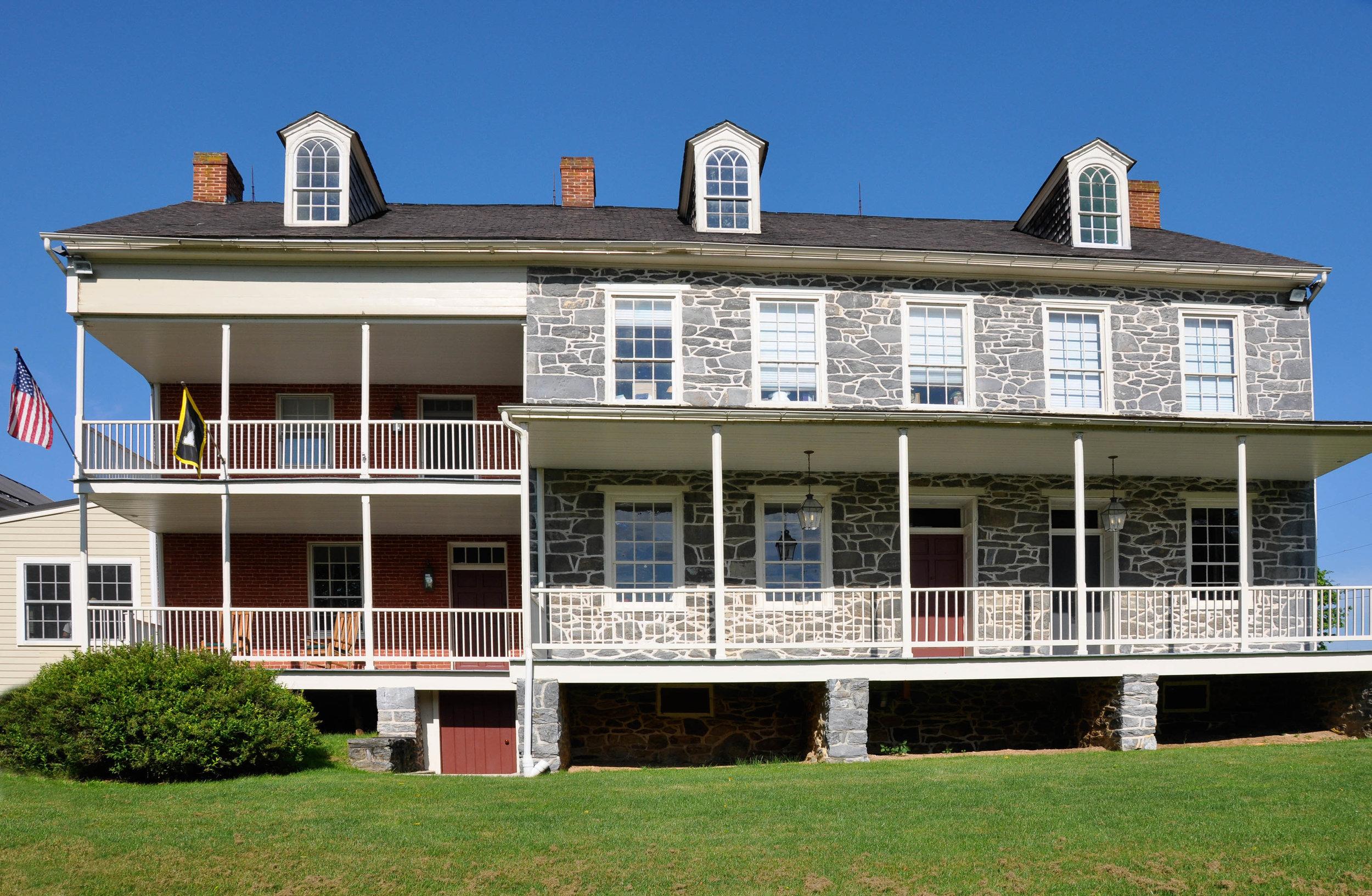 Restored House