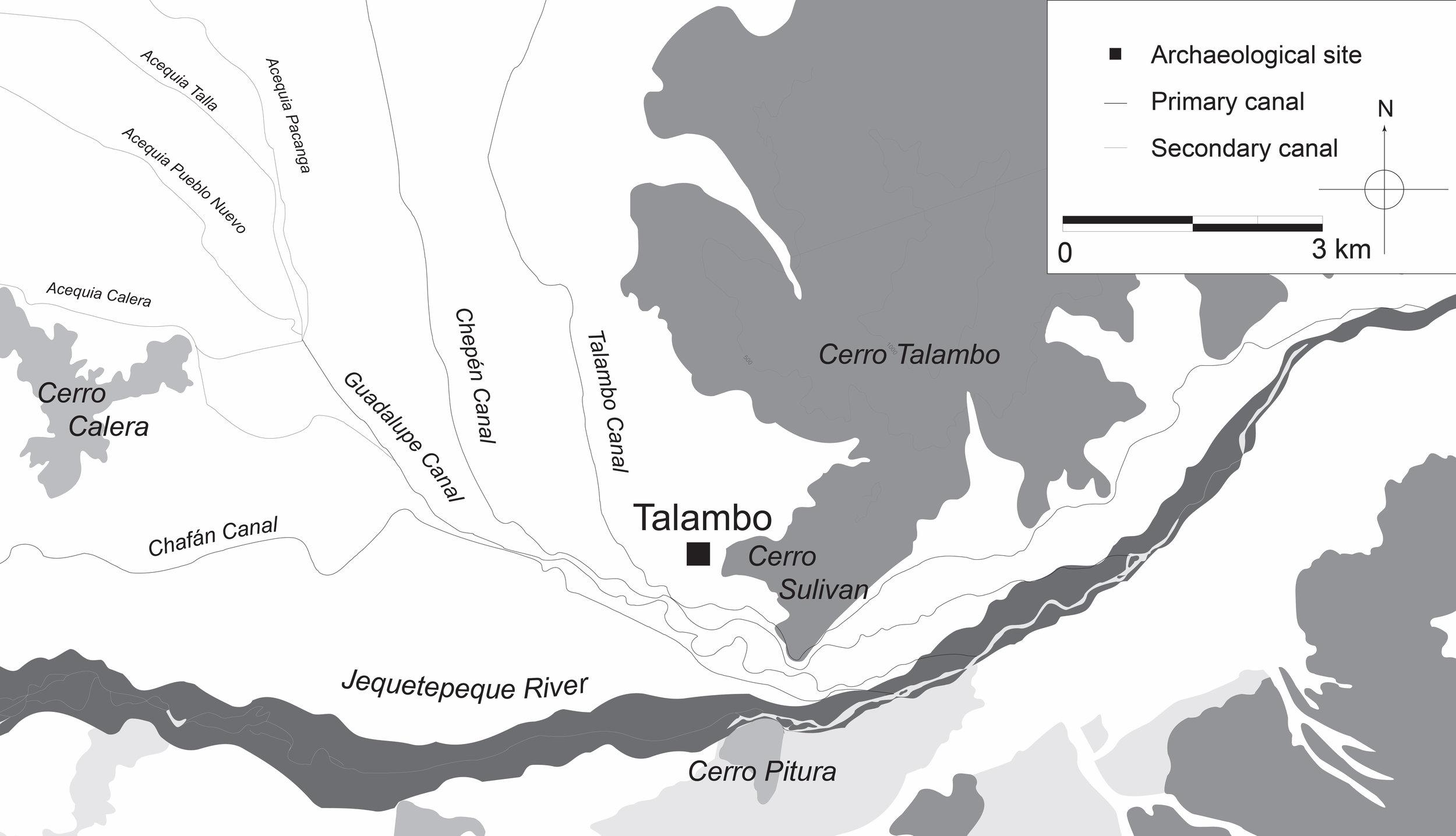 Talambo   |  Jequetepeque Valley