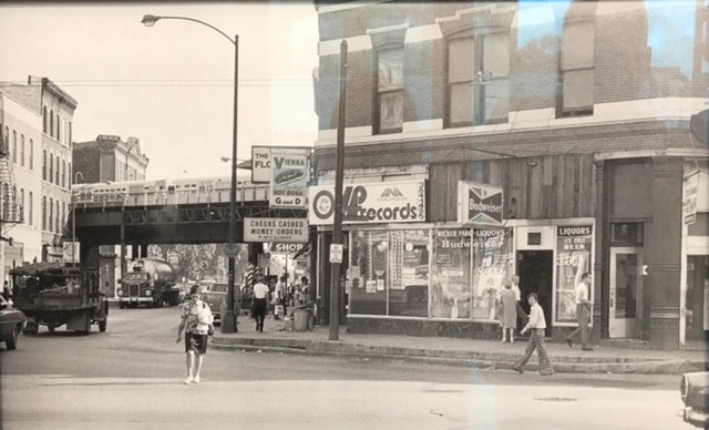 #ThrowbackThursday! Check out  Café Cancale's corner in the 1970's when the space was split between a popular record store and a liquor store. This history feels serendipitous with Café Cancale's emphasis on timeless music and drinks. * * * * #chicagofood #chicago #zagat #eeeeeats #wickerpark #martini #cocktails #chicagoeats #cocktailbar #frenchrestaurant #frenchie #frenchfood #bucktown #chifood #cheers #infatuationchi