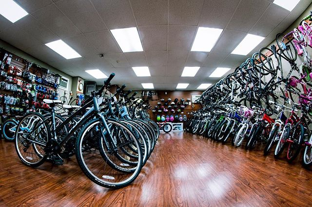 SHOP IS OPEN UNTIL 5  Stop in TODAY for the best deals on bikes and accessories for everything you could need. Support local. Support Clifton