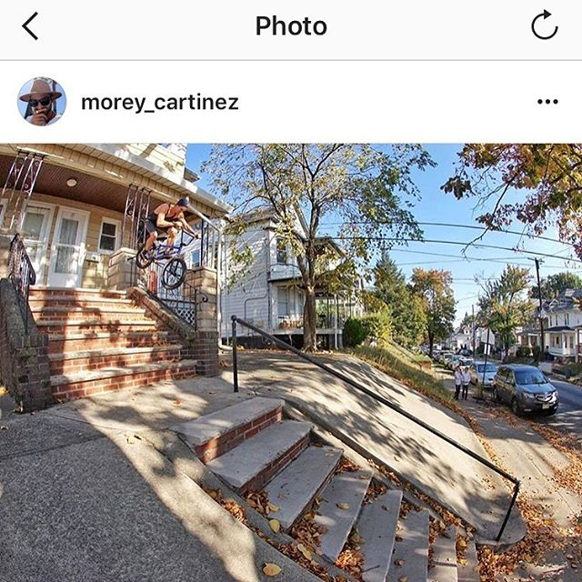 Another view of @jeffkocsis finally getting this done. Follow @morey_cartinez for sick flicks of his travels