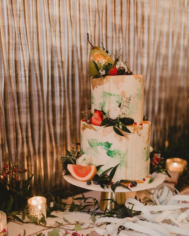 Gorgeous photography by @bridgetbadore from a beautiful Brooklyn wedding earlier this year!