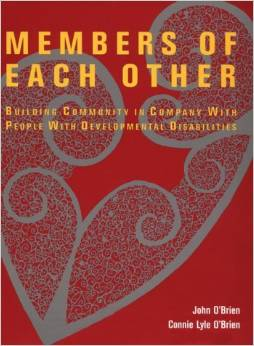 Members of Each Other By: John O'Brien and Connie Lyle O'Brien