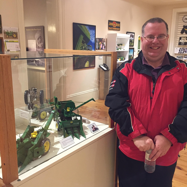 Stephen Kirkpatrick Tractor Collection.JPG