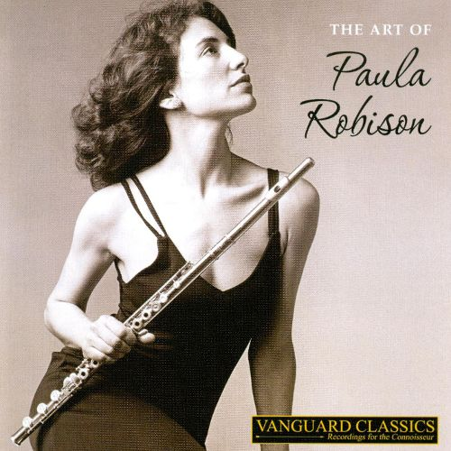 """The Art of Paula Robison"" is available on iTunes"