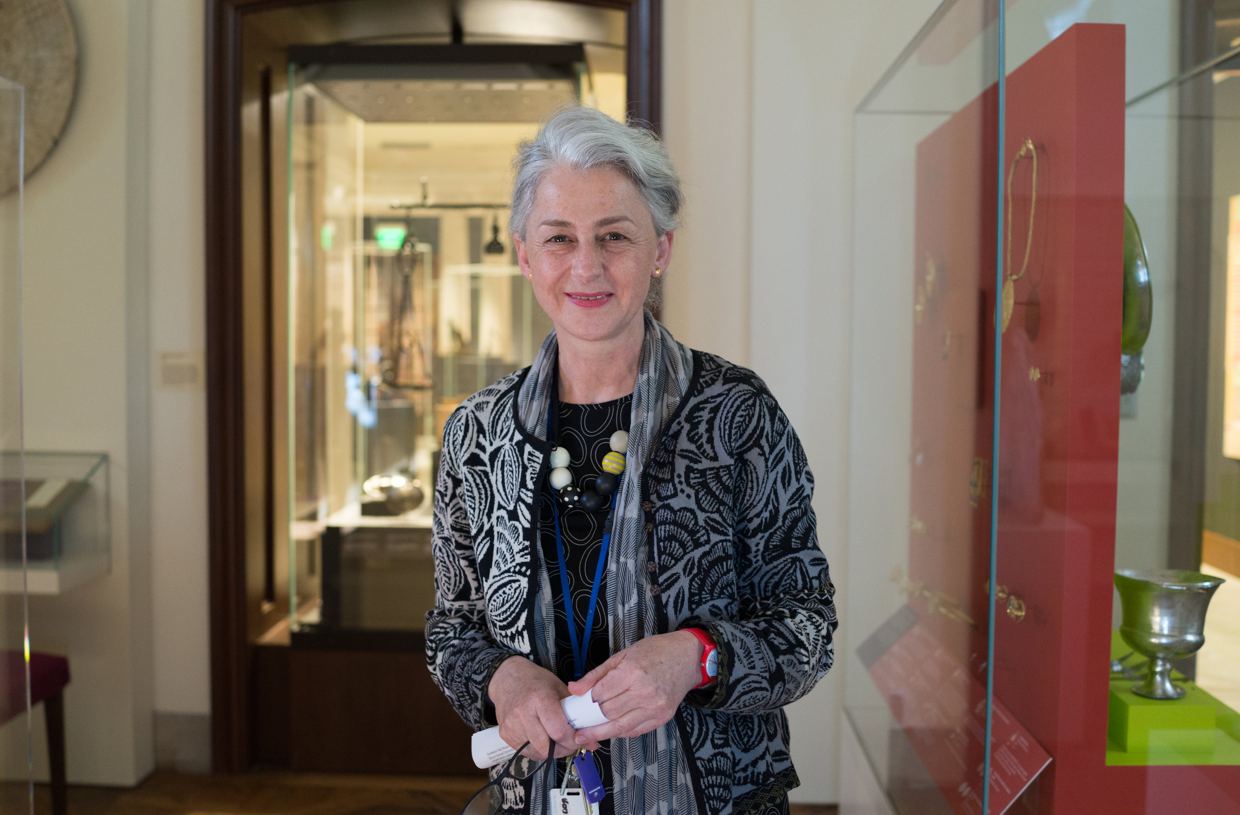 Museum Director and Curator - Gudurn Buel