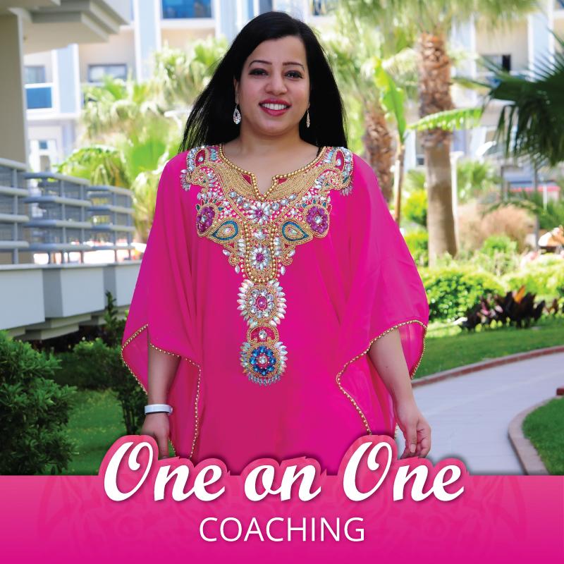 Tasmin Sabar Mindset & Business Confidence Coach