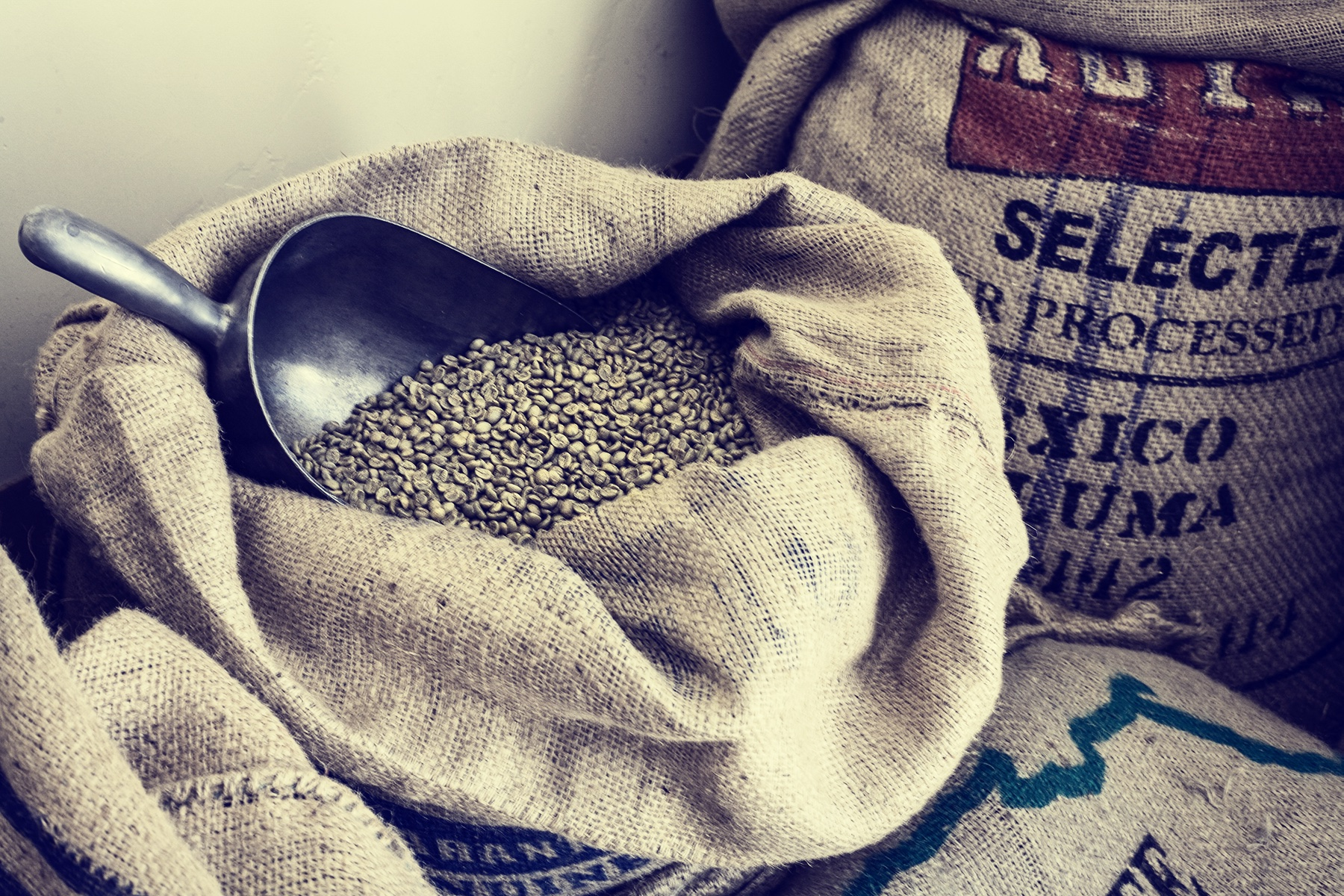 Superior beans = Superior taste