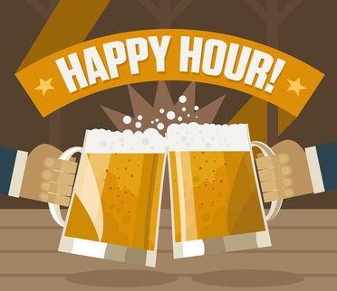 Join us for Happy Hour