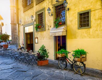 European Coffeehouse