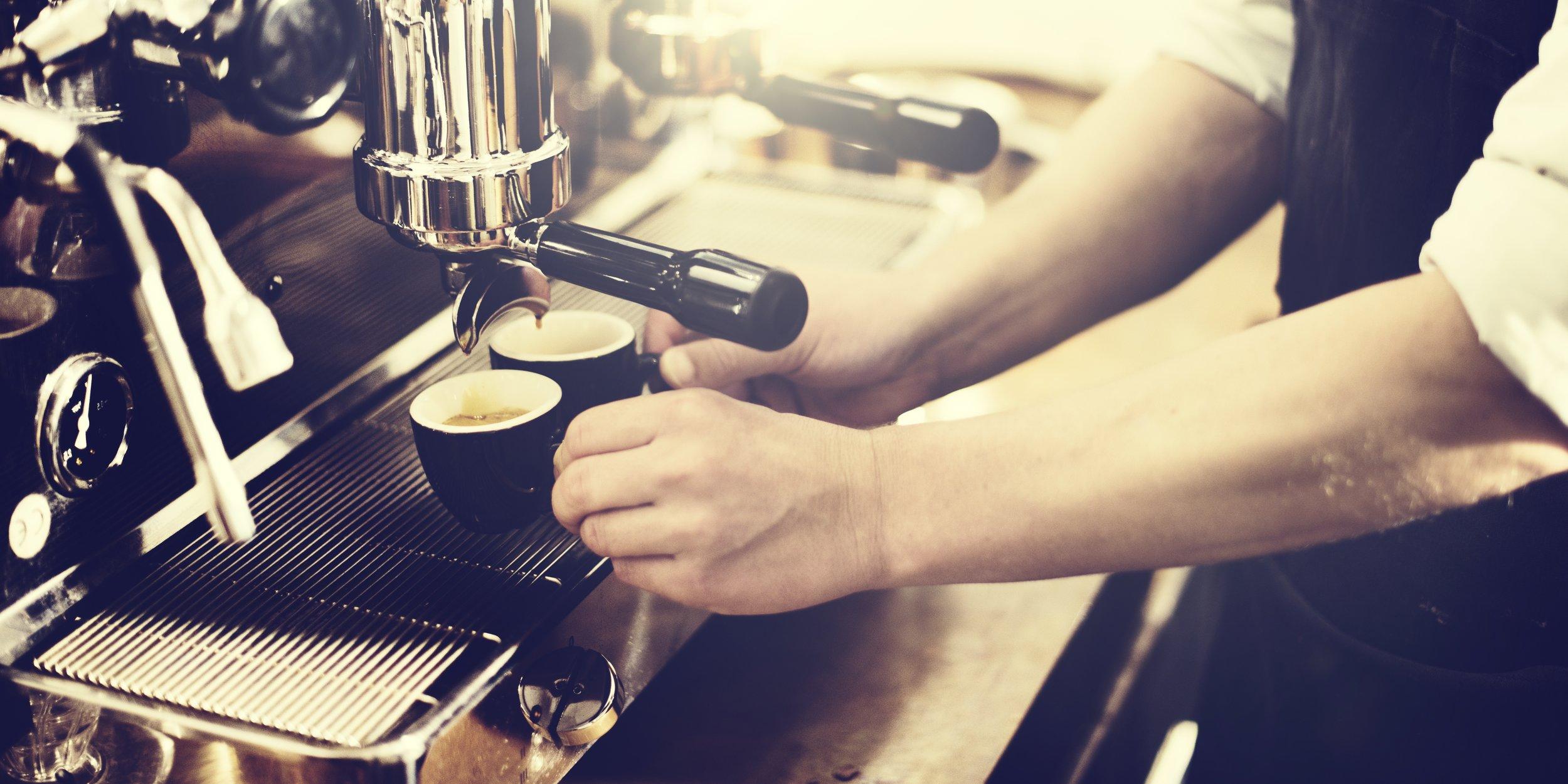 Espresso... Yum!