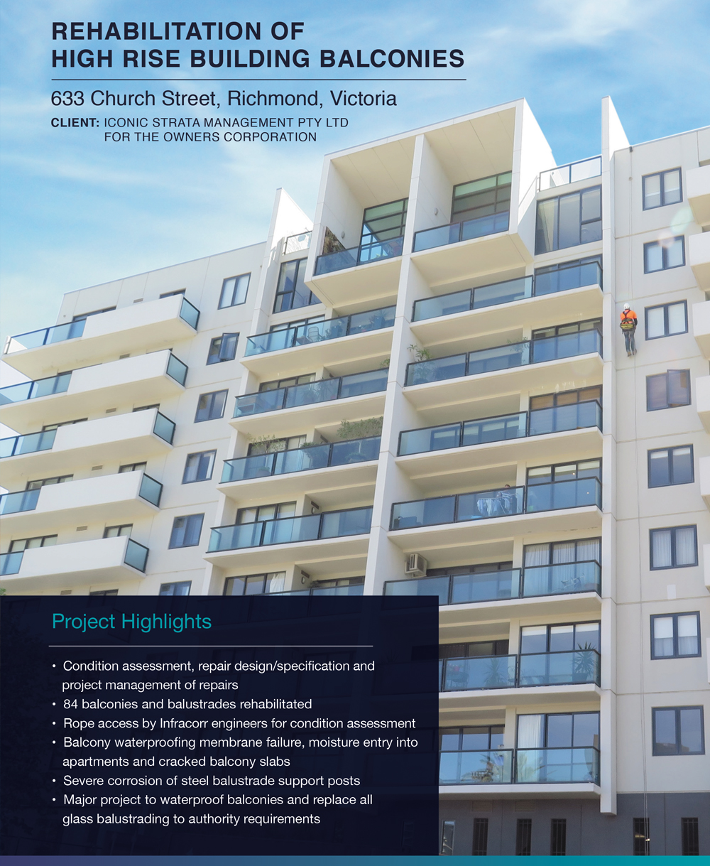 Click to view  633 Church Street Richmond Victoria Case Study