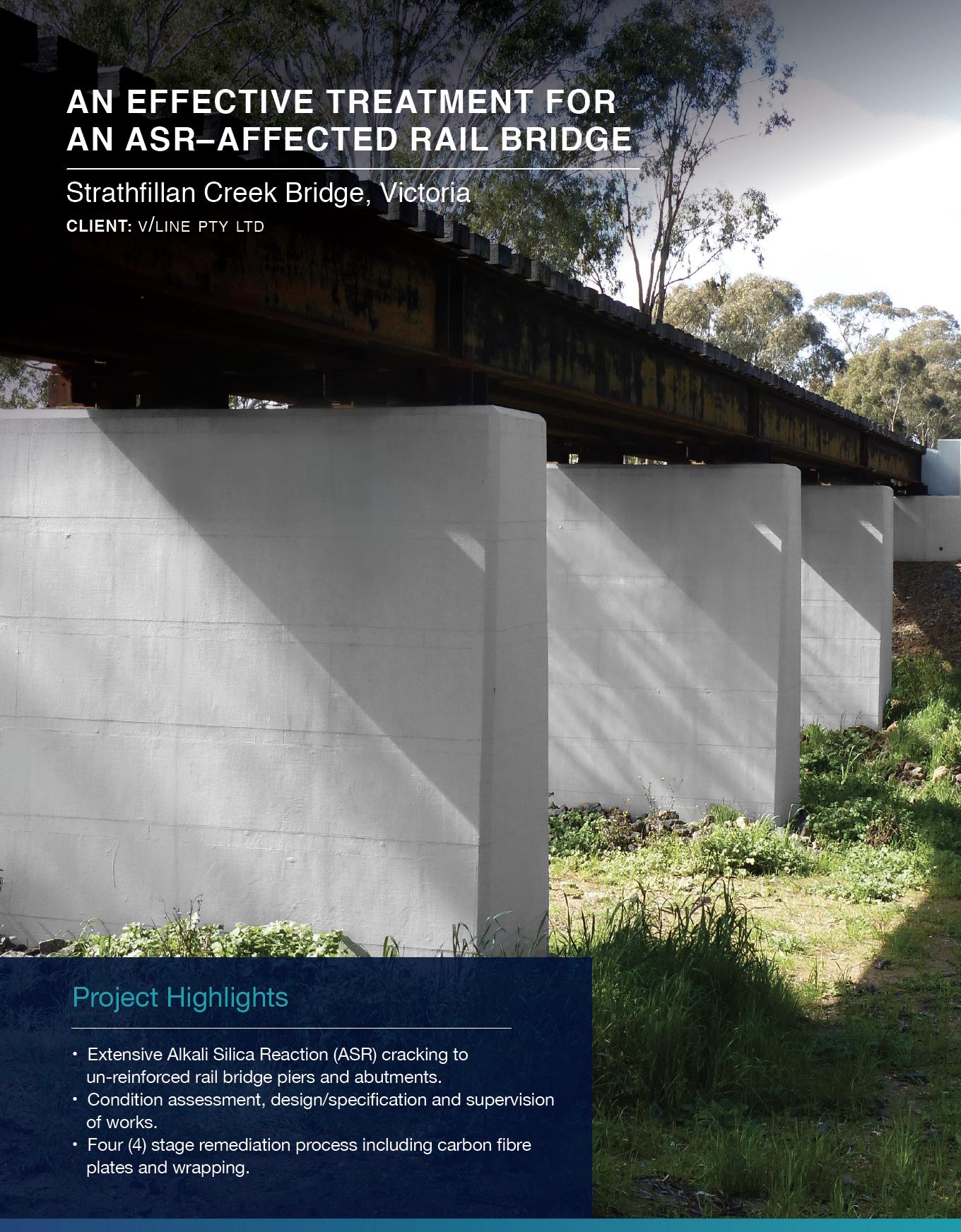 Click to view  Strathfillan Creek Bridge Case Study