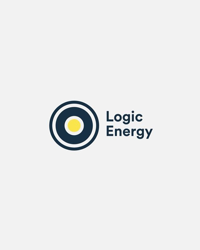 A 3 in 1 branding for Logic Energy Group ⚡️ just in time for their activation on hole 1 at @stepsgroupaustralia golf day. ⛳️ #branding #design #animation #photography #video
