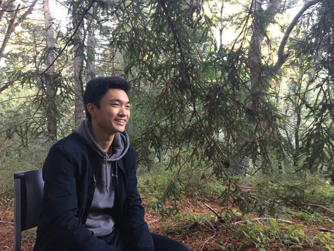 Kevin Yuan   18, studying computer science at UC Berkeley