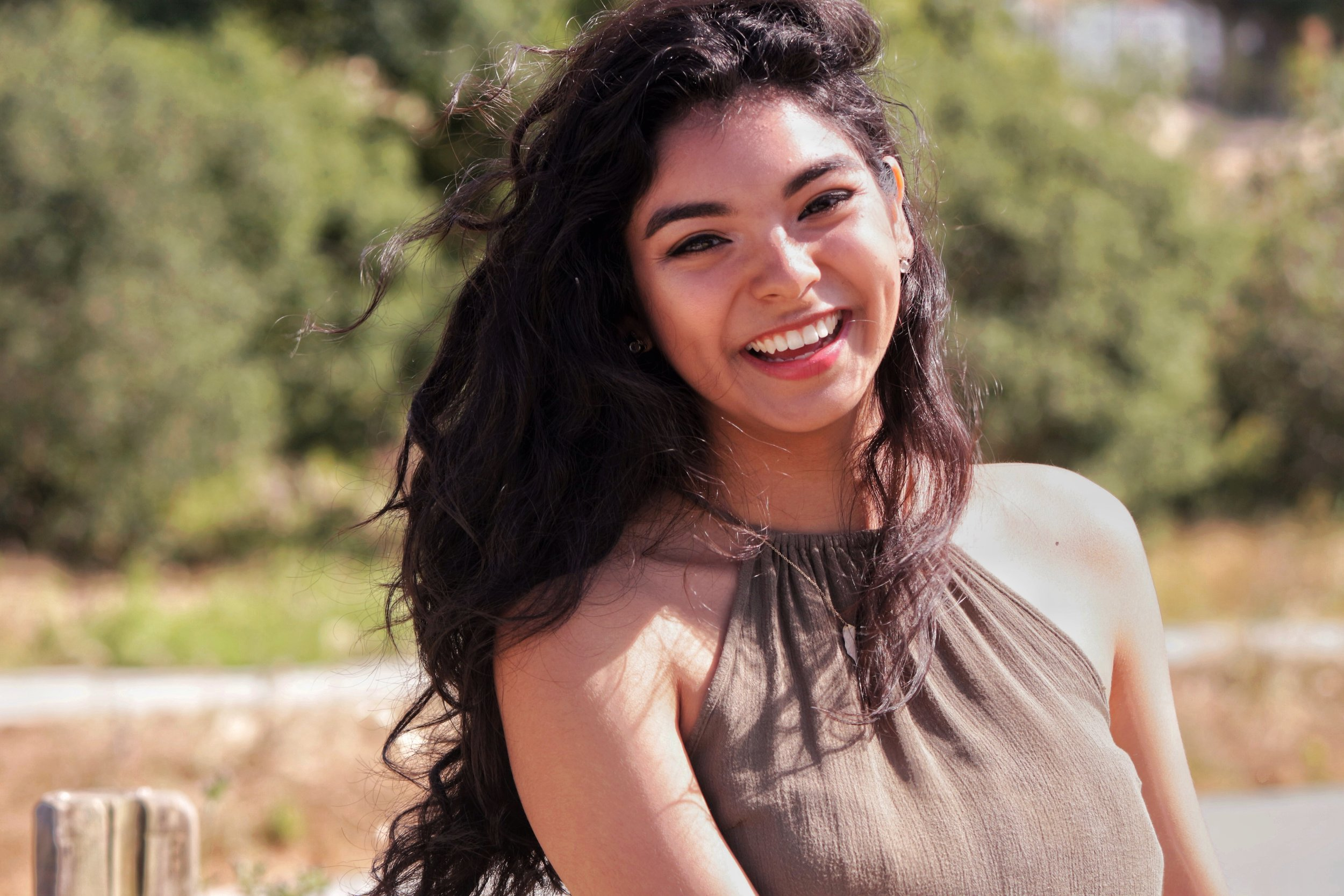 Melanie Lopez   18, studying CPE at Cal Poly (SLO)