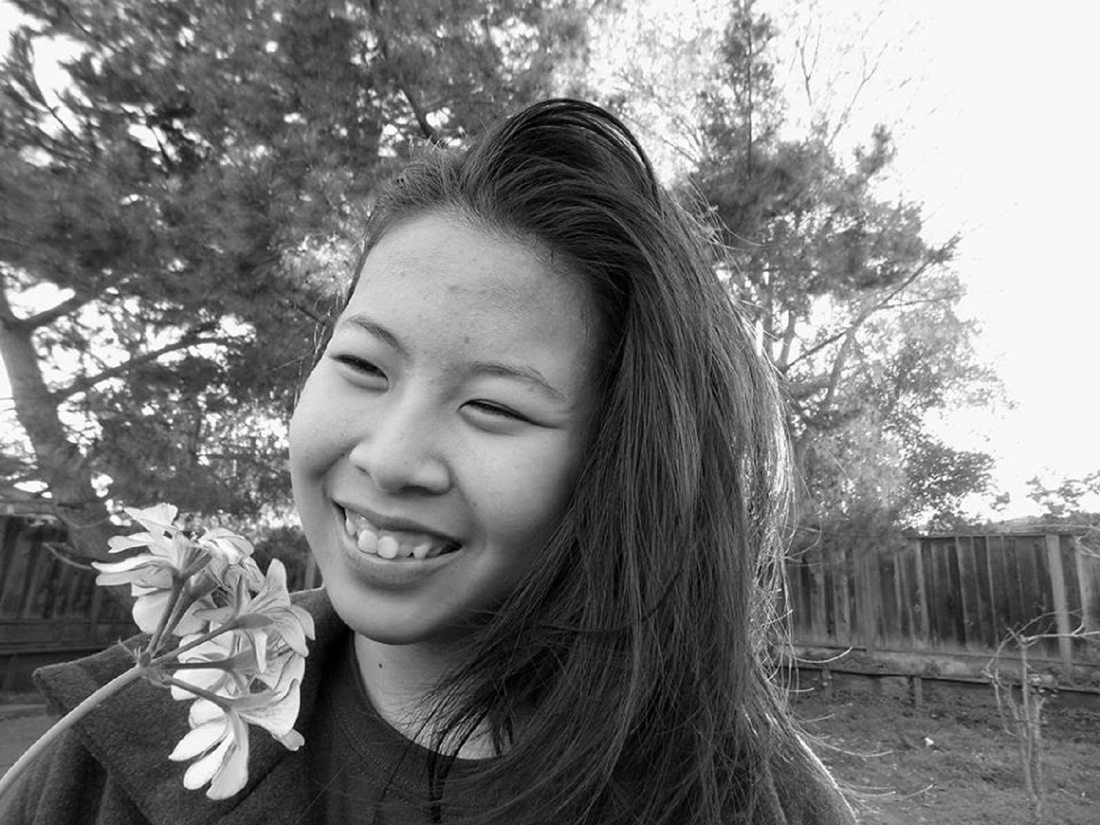 Sabrina Tsui   18, studying computer science at UC Santa Cruz
