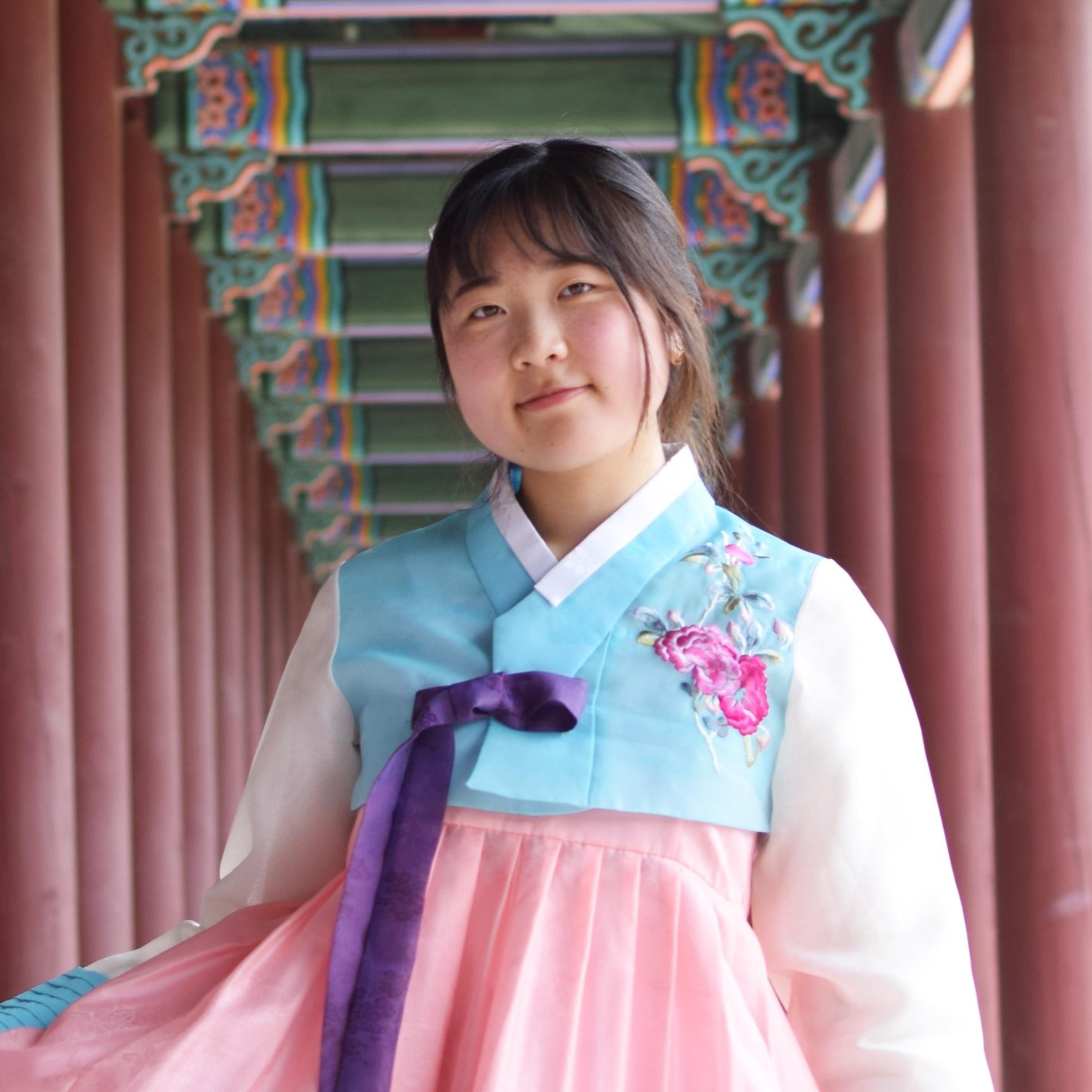 Mirei   Machiyama   18, studying software engineering at Cal Poly (SLO)