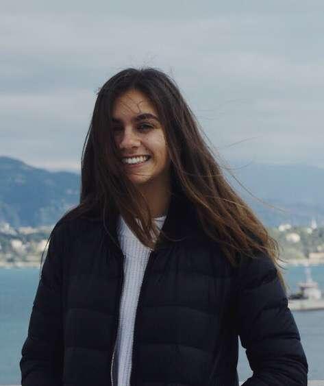 Daphne Tuncer   16, Santa Cruz High School