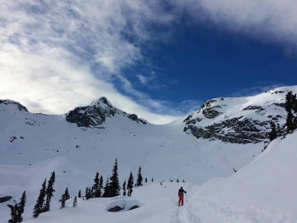 Nina Arnold Ski Touring