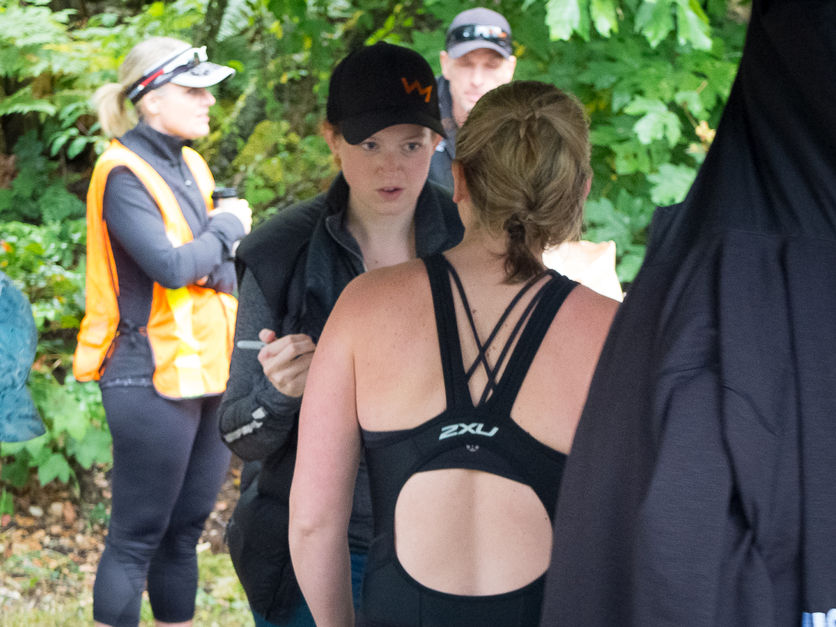 Body Marking at the Xterra Victoria in my 2xU Suit