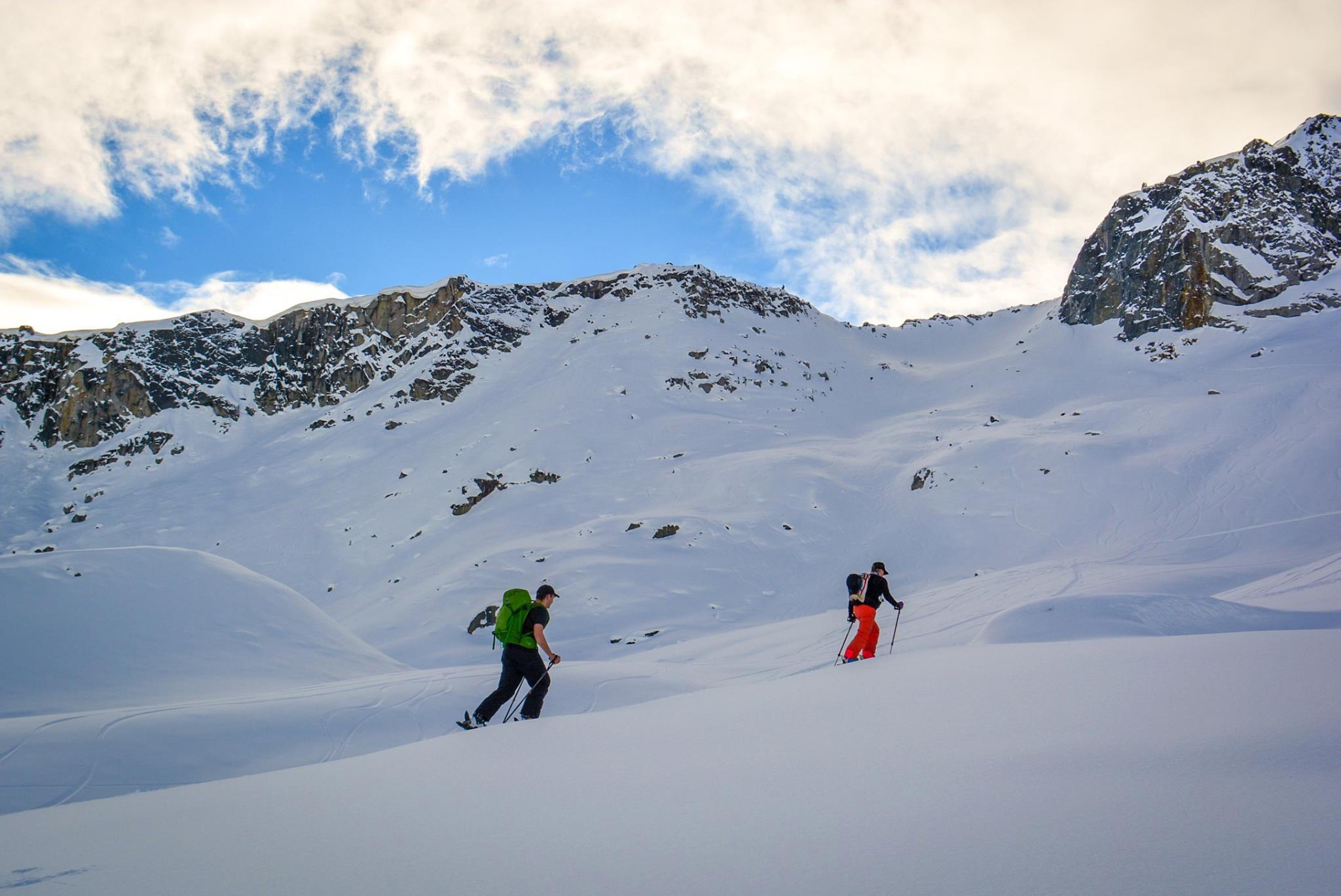Ski Touring in British Columbia, Photo: Megan Wilson